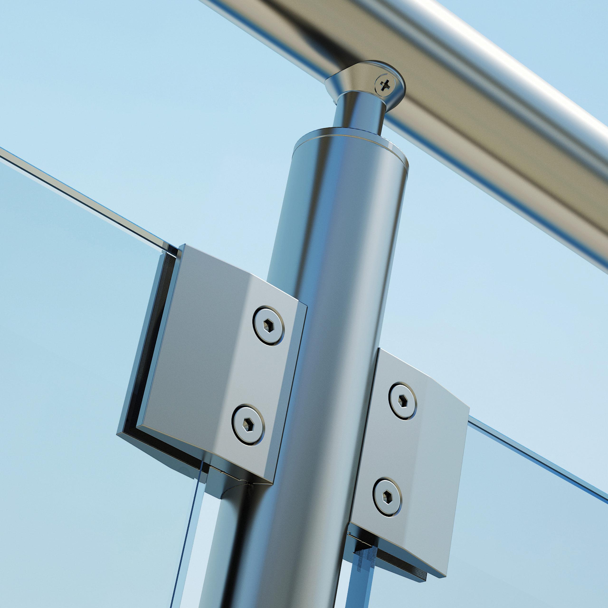 Glassrailing